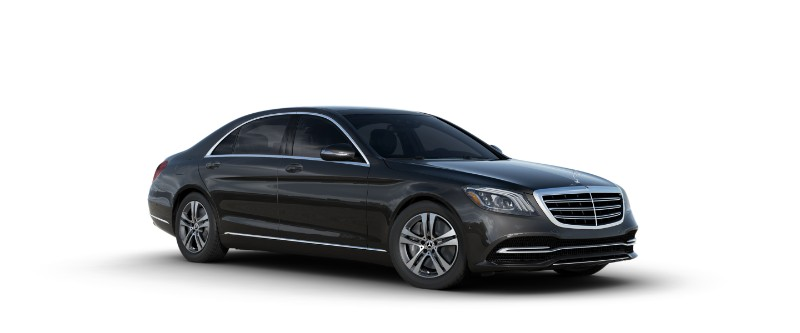 2018 Mercedes-Benz S-Class Sedan in Obsidian Black Metallic