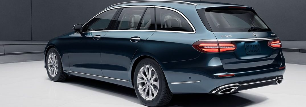 2018 mercedes benz e class wagon exterior color options for Mercedes benz options