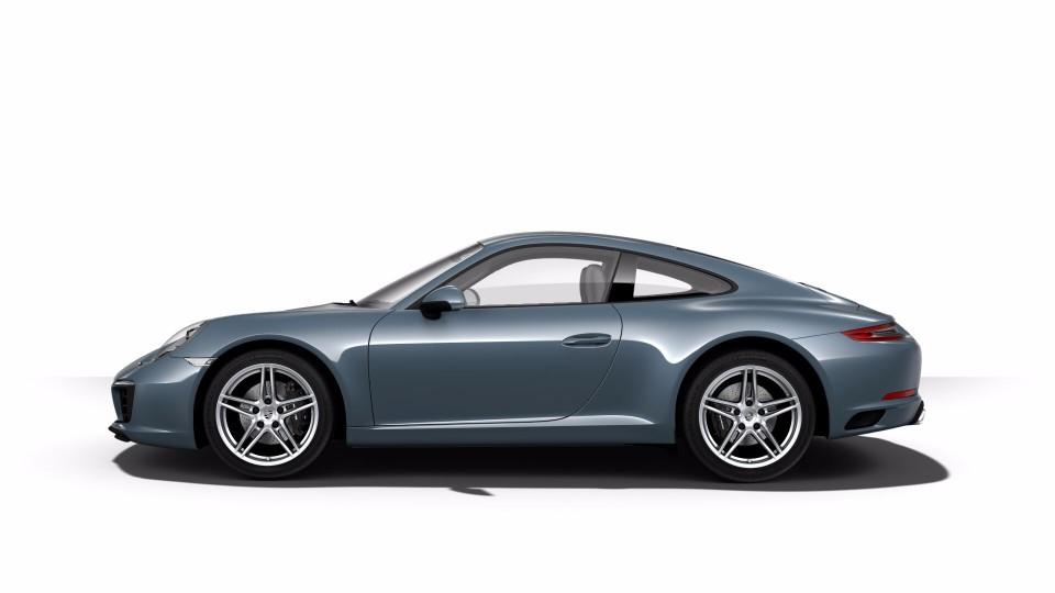 2018 Porsche 911 in Graphite Blue