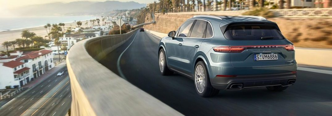 2018 Porsche Cayenne Offers Exciting Performance Specs!