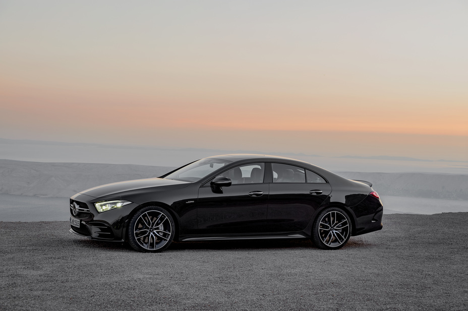 2019 Mercedes-Benz CLS full view