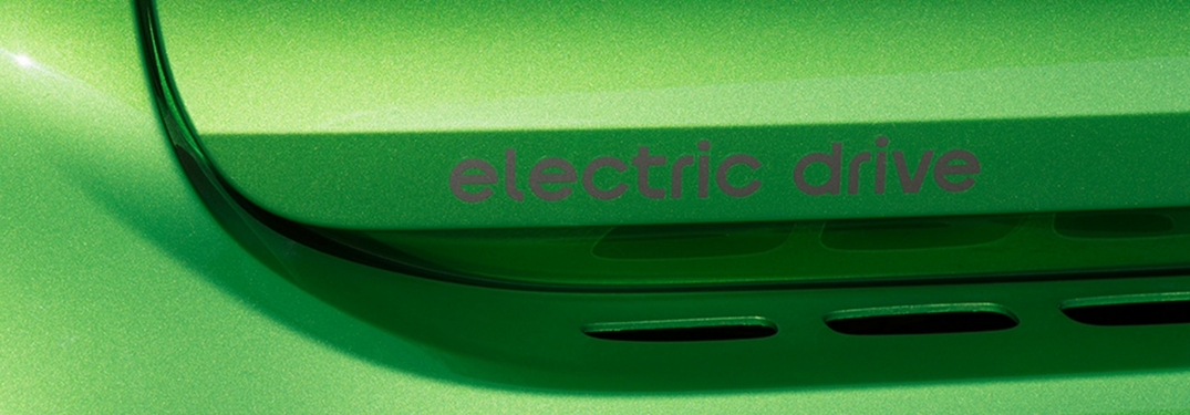 smart fortwo electric drive badging