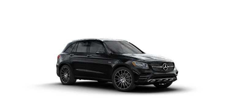 2018 Mercedes-AMG GLC 43 in Black