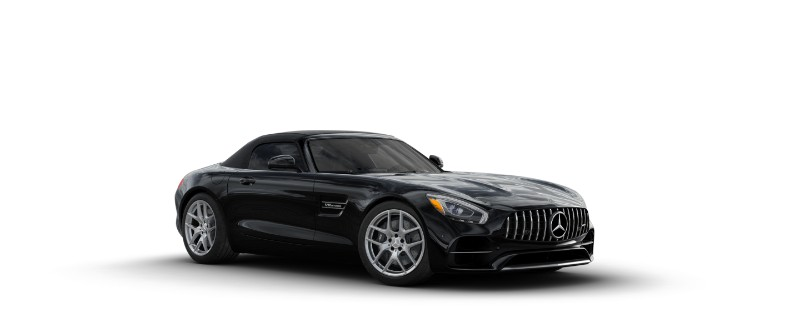 2018 Mercedes-AMG GT in Black
