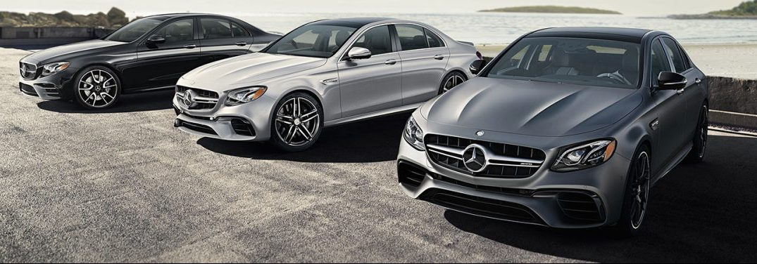 Take a look through the stylish exterior color options available for the 2018 AMG E-Class!
