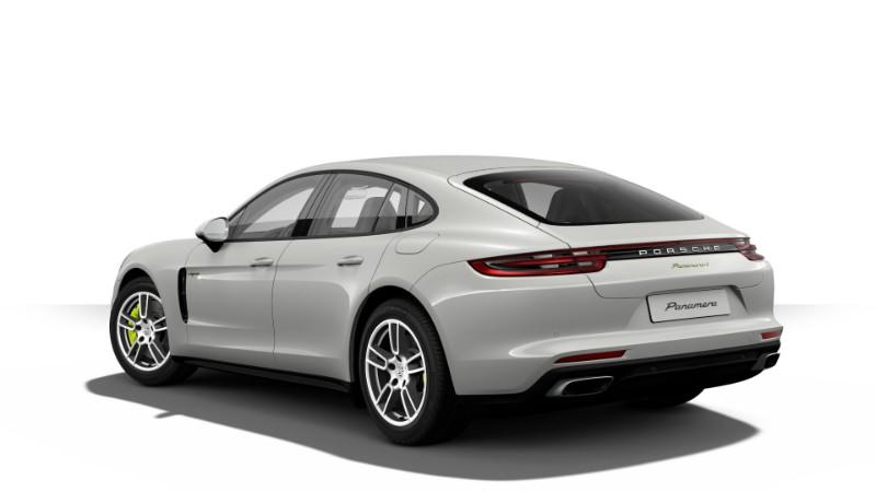 2018 Porsche Panamera E-Hybrid in Chalk