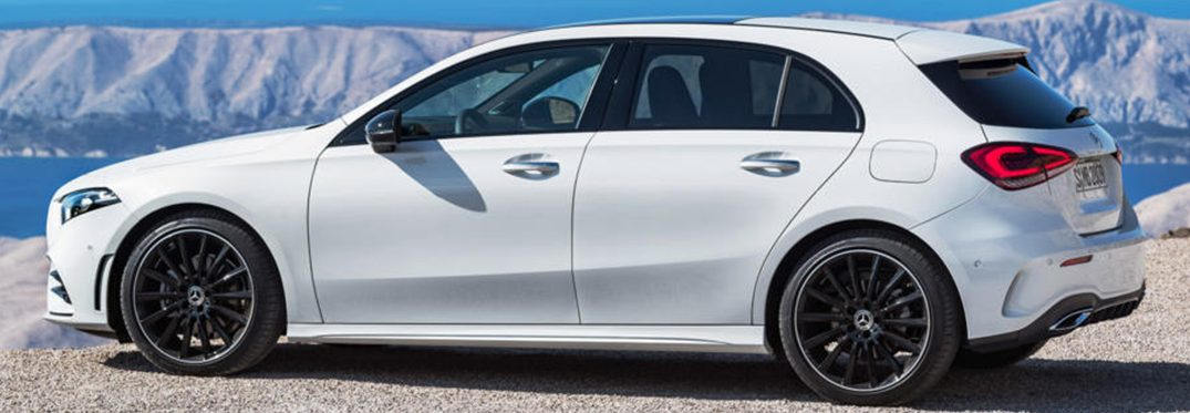 Top 10 Things You Should Know About The 2019 Mercedes Benz A Class