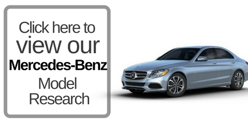 button says click here to view our mercedes-benz model research