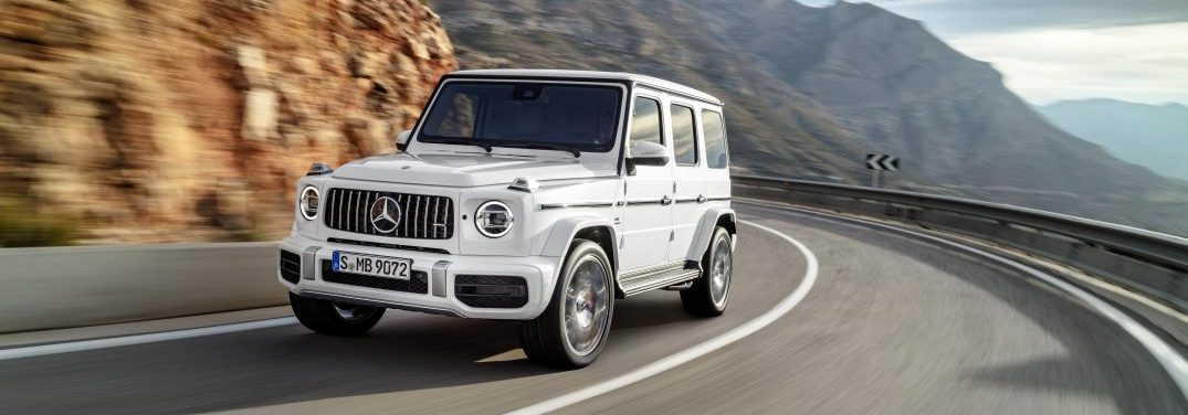 Mercedes-Benz announces engine specs for the upcoming 2019 AMG G63