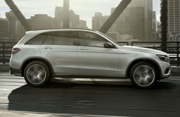 2018 Mercedes-Benz GLC profile