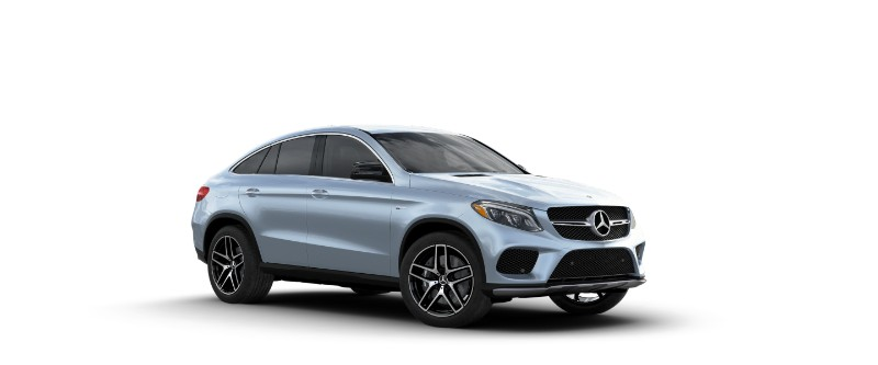 2018 Mercedes-AMG GLE Coupe Diamond Silver Metallic