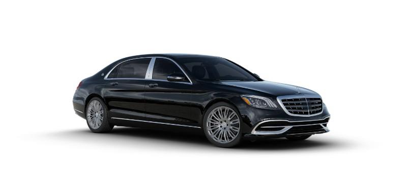2018 Mercedes-Maybach in Black