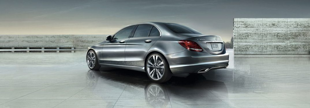 Which Mercedes-Benz models offer hybrid options?