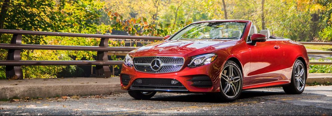 Which Mercedes Benz Models Come As Convertibles