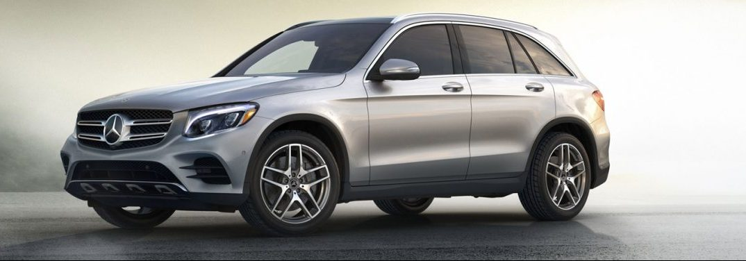 2018 Mercedes-Benz GLC SUV Exterior Color Options