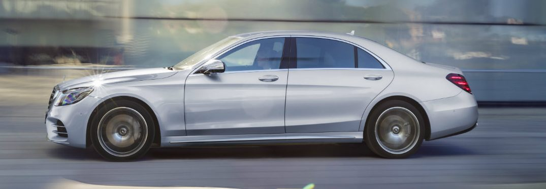 Find your new Mercedes-Benz Sedans at Loeber Motors!