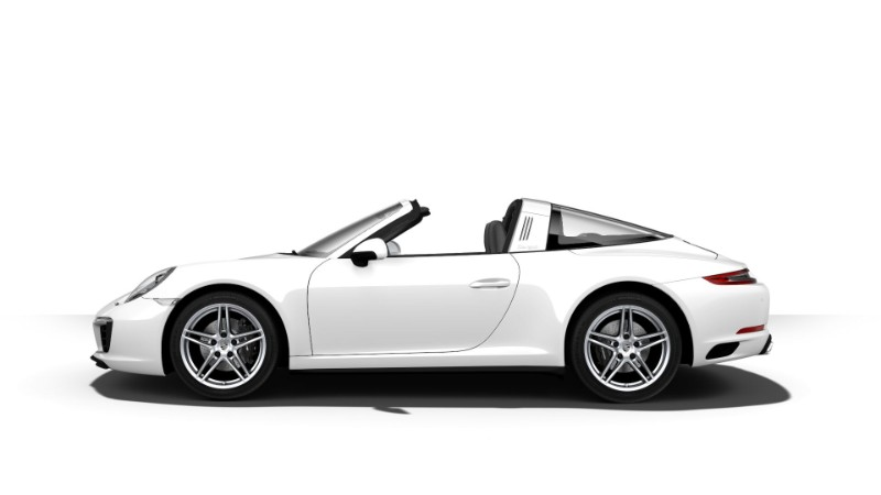 What Colors Does The Porsche 911 Targa 4 Come In