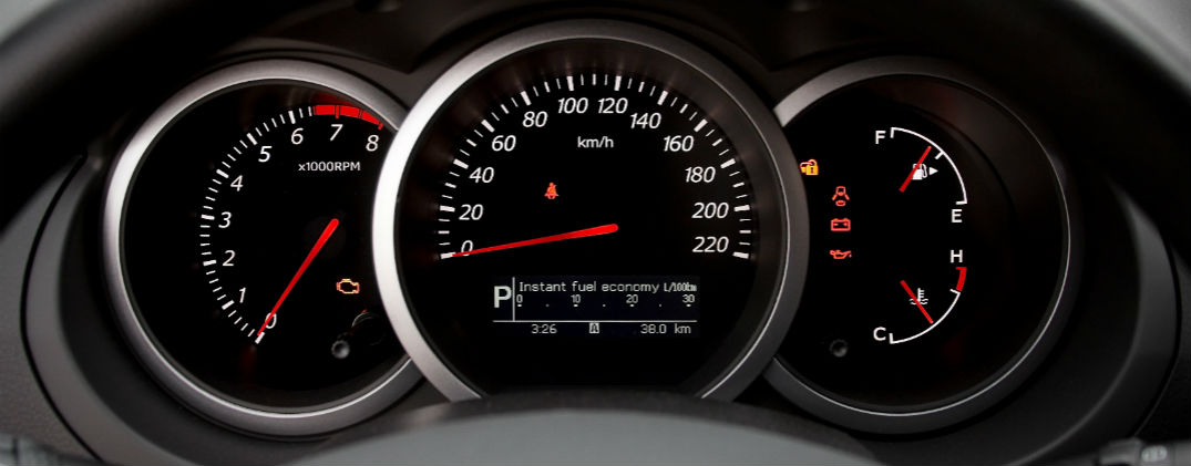 What Do Toyota Dashboard Warning Lights And Indicators Mean