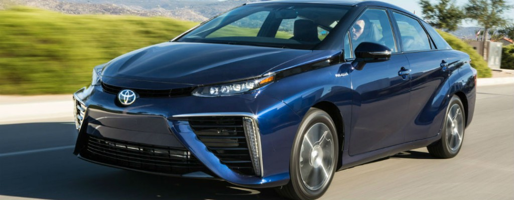 new 2016 toyota mirai driving range and fuel economy ratings. Black Bedroom Furniture Sets. Home Design Ideas