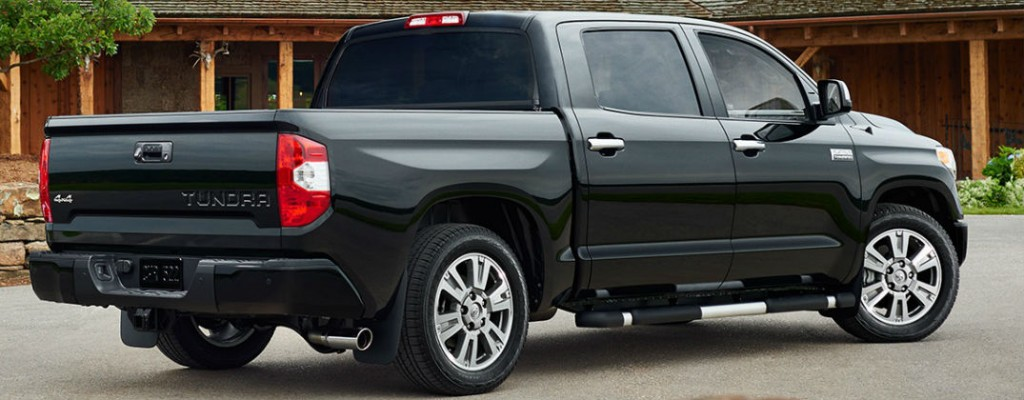 Differences Between The 2016 Toyota Tundra And 2015 Toyota