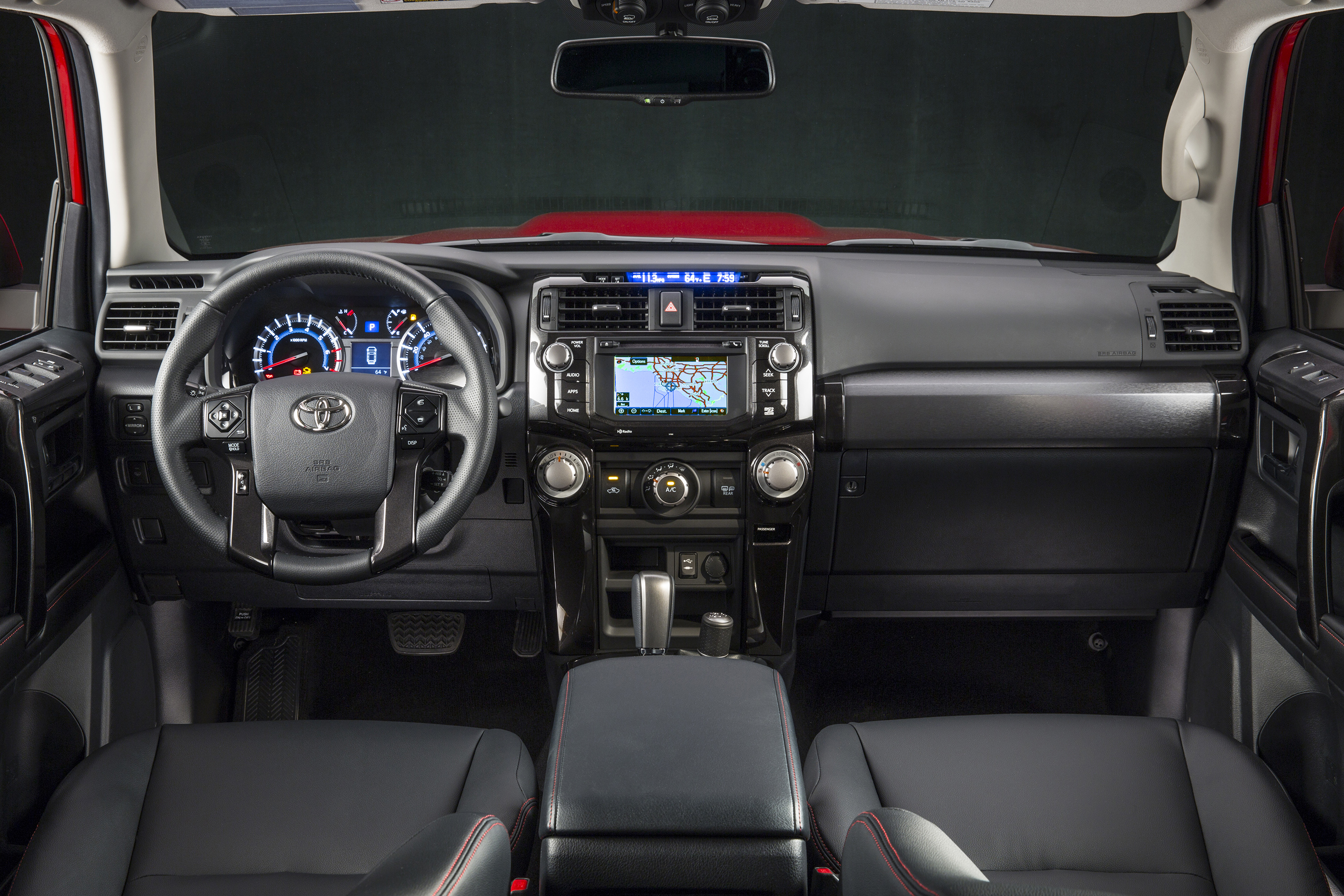 2016 Toyota 4Runner Interior