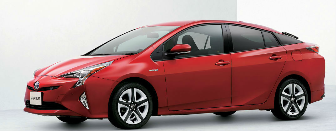 New Next-Generation 2016 Toyota Prius Features