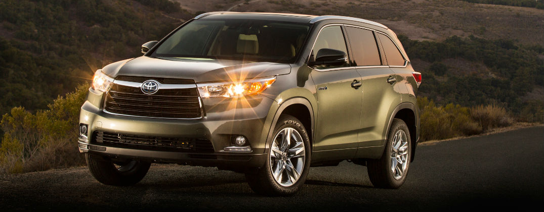 official 2016 toyota highlander hybrid performance specs. Black Bedroom Furniture Sets. Home Design Ideas