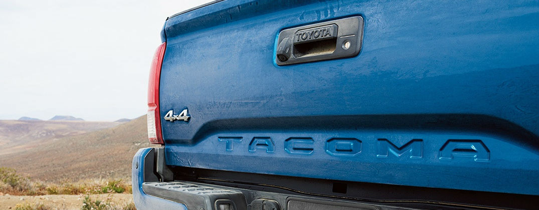 ... 2016 Toyota Tacoma Exterior And Interior Color Options At White River  Toyota White River Junction