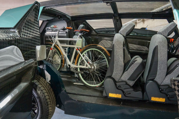 Toyota UBox Concept Cargo Space And Removable Seats Toyota Of Greensburg Greensburg  PA