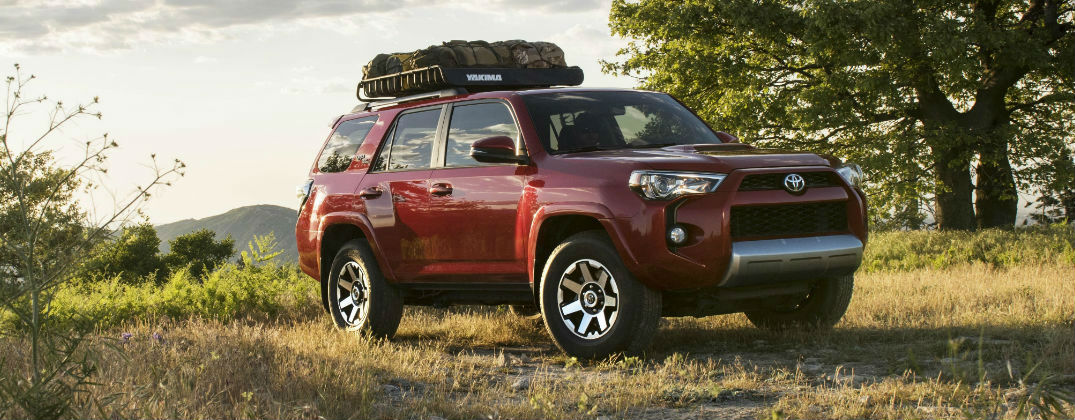 Runner Trd Off Road Premium >> 2017 Toyota 4Runner TRD Off-Road Trim Levels and Features