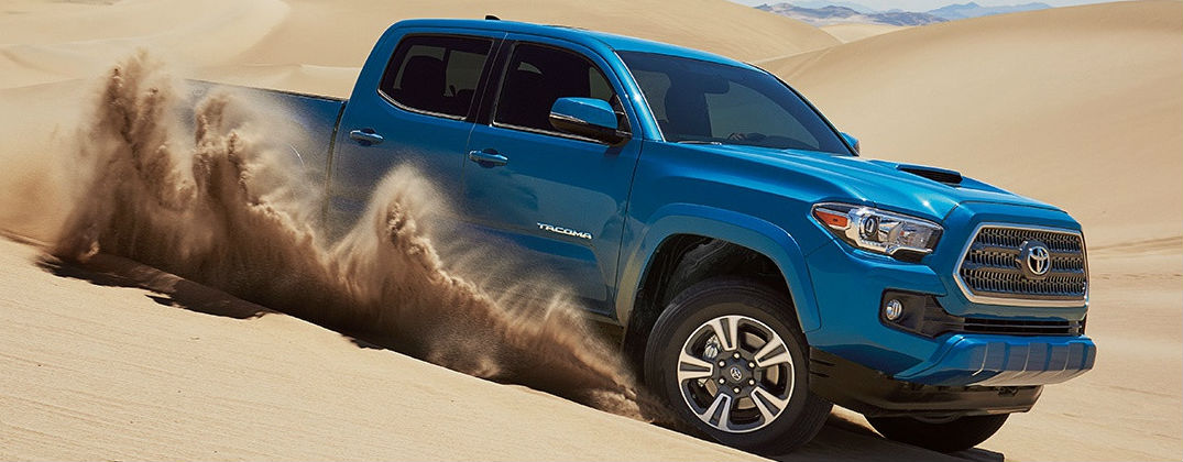 Series Of Toyota Tacoma Videos Put Toyota Brand Toughness And Features On  Display