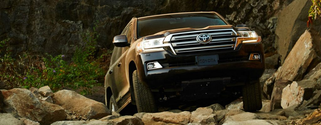Toyota Highlander Lease Deals >> U.S. Military Refits Toyota Land Cruisers for Special ...
