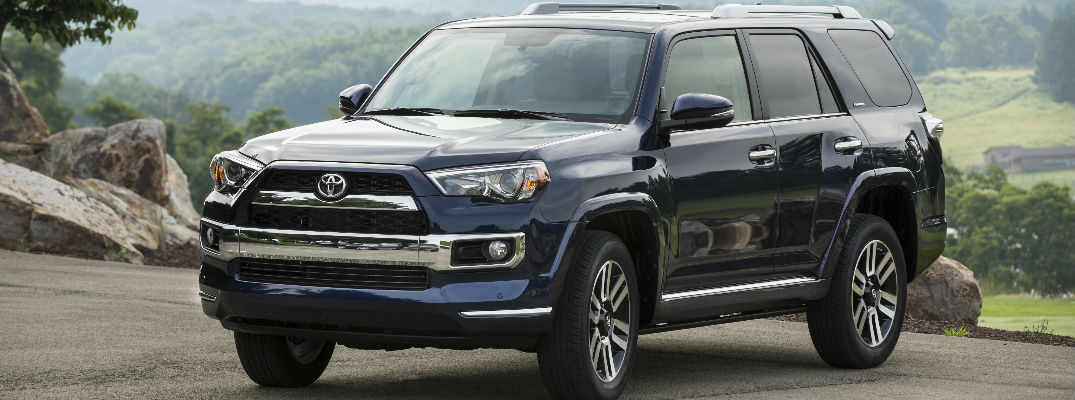 Official 2017 Toyota 4runner Release Date And Features