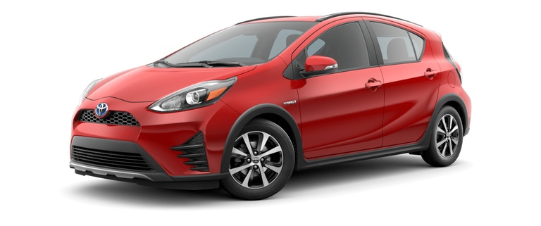 2018 toyota prius c. plain 2018 can you get the 2018 toyota prius c in red with