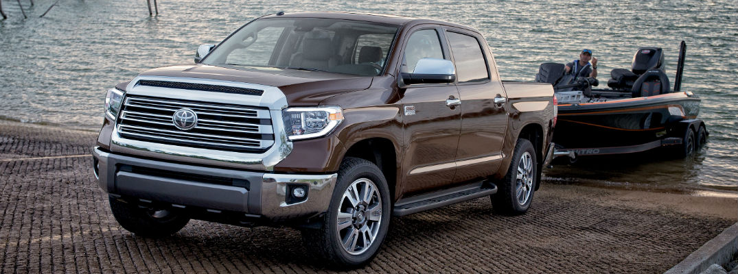 What Does The Toyota Tundra Integrated Trailer Brake Do