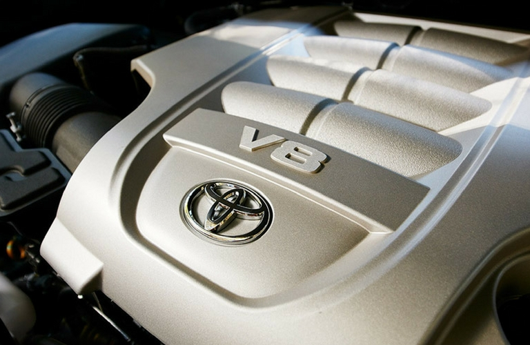 2018 Toyota Land Cruiser Engine And Performance Specs