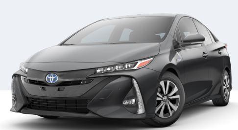 2018 Toyota Prius Prime Exterior Color Choices