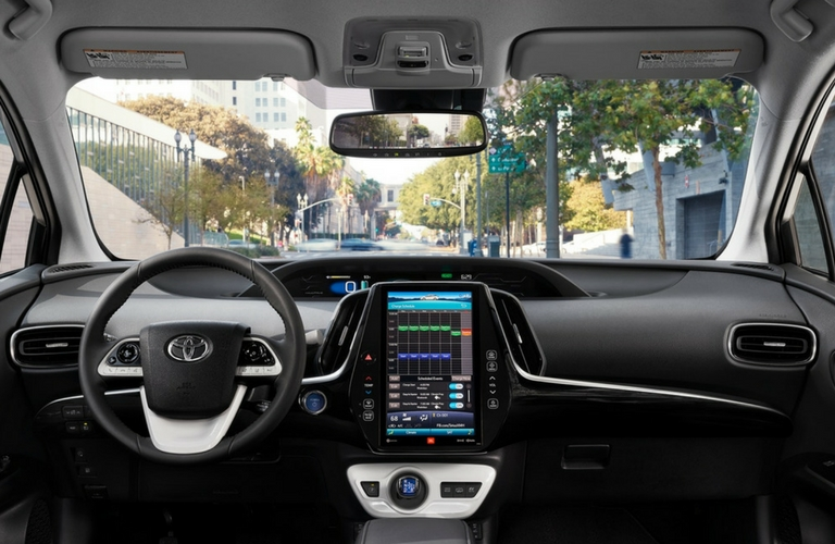 2018 Toyota Prius Prime Technology Features