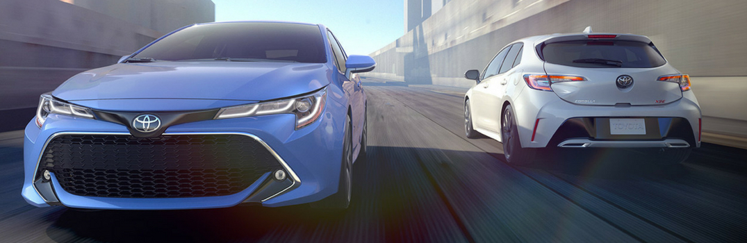 Updates On The 2019 Toyota Corolla Hatchback