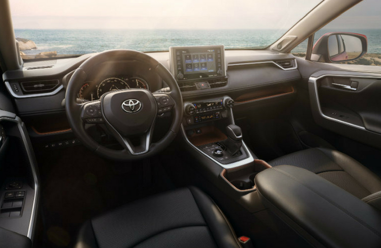 2019 Toyota Rav4 Features And Details