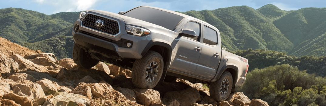 2019 Toyota Tacoma Engine Features And Specifics