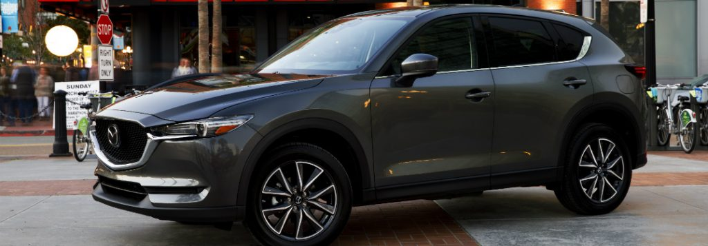 Royal South Toyota >> How much does the 2018 Mazda CX-5 cost?