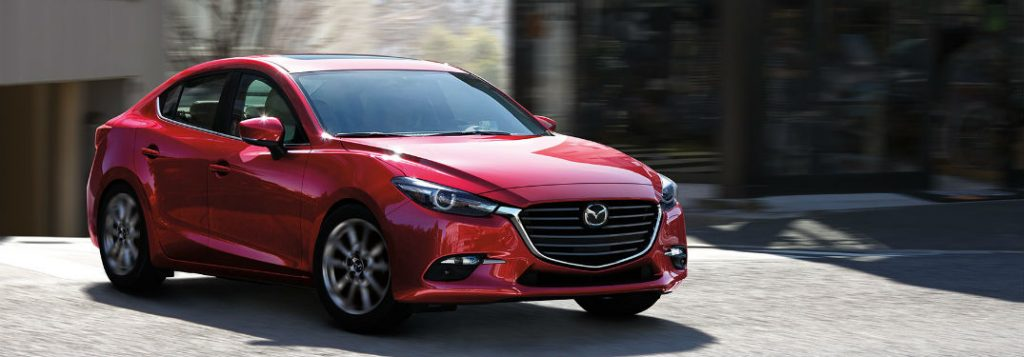what are the differences between the trim levels of the 2018 mazda3