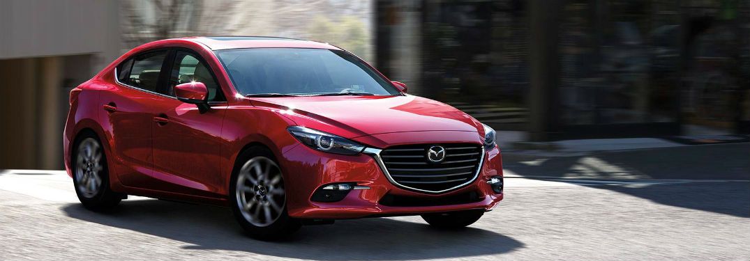 Tell Me About The Tech Safety Features Of The 2018 Mazda3