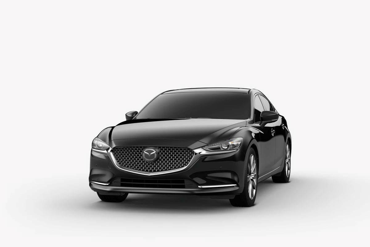 2018 Mazda6 in Jet Black Mica
