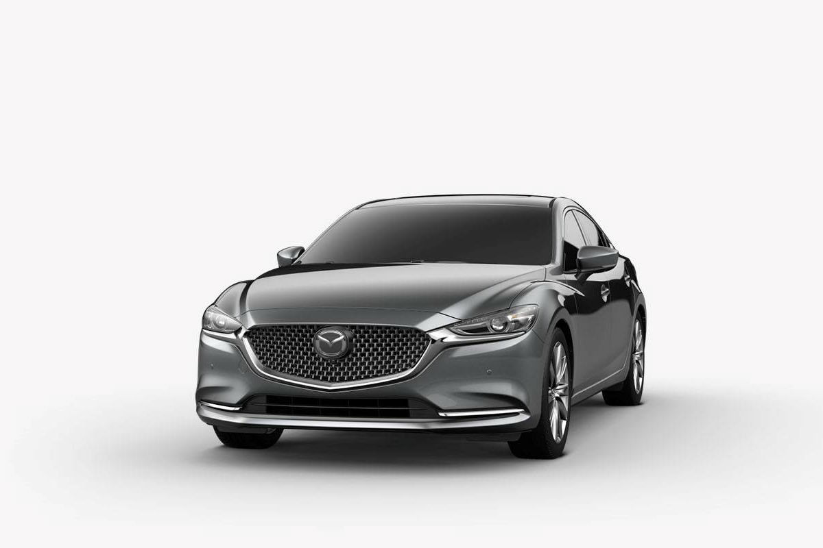 2018 Mazda6 in Machine Gray Metallic