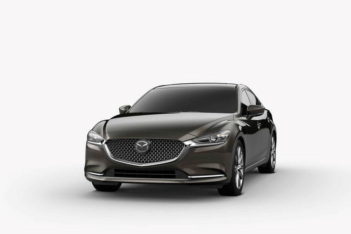 2018 Mazda6 in Titanium Flash Mica