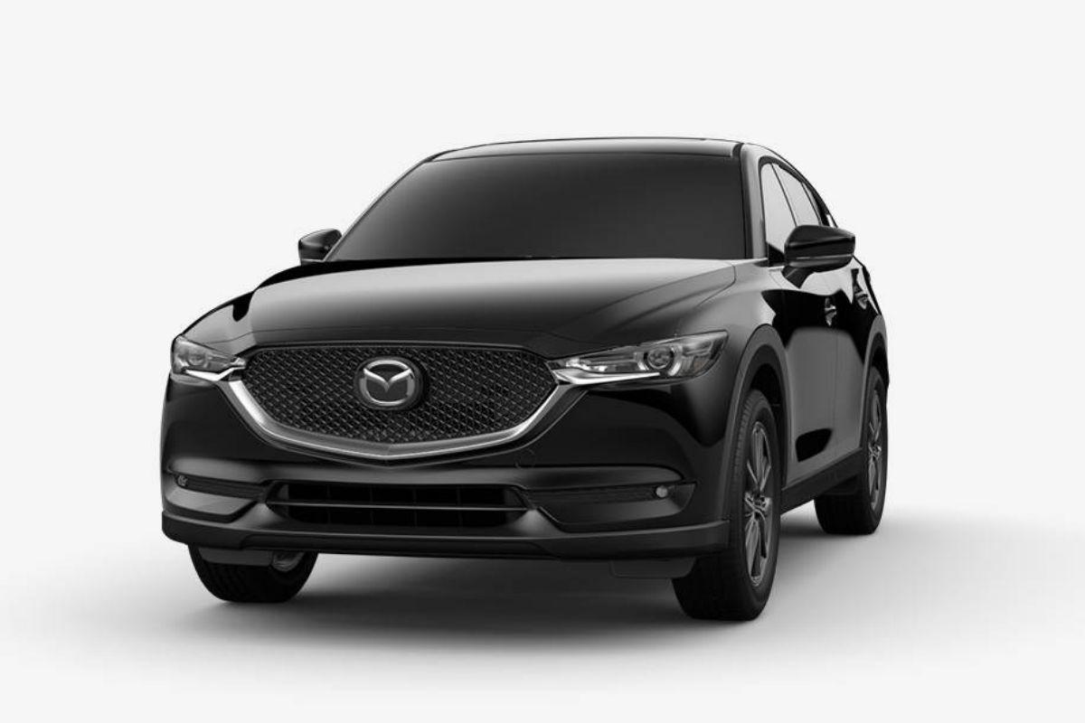 2018 Mazda CX-5 in Jet Black Mica