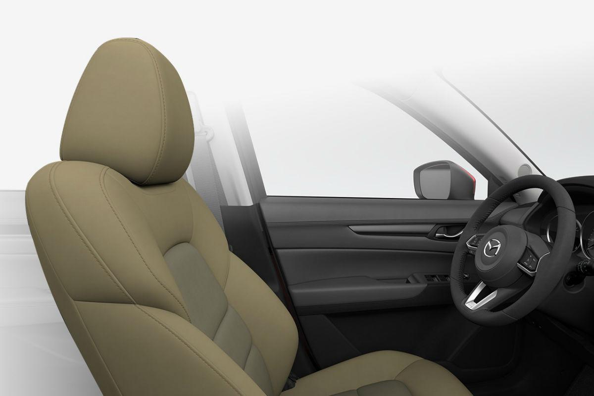 2018 Mazda CX-5 in Silk Beige Leatherette