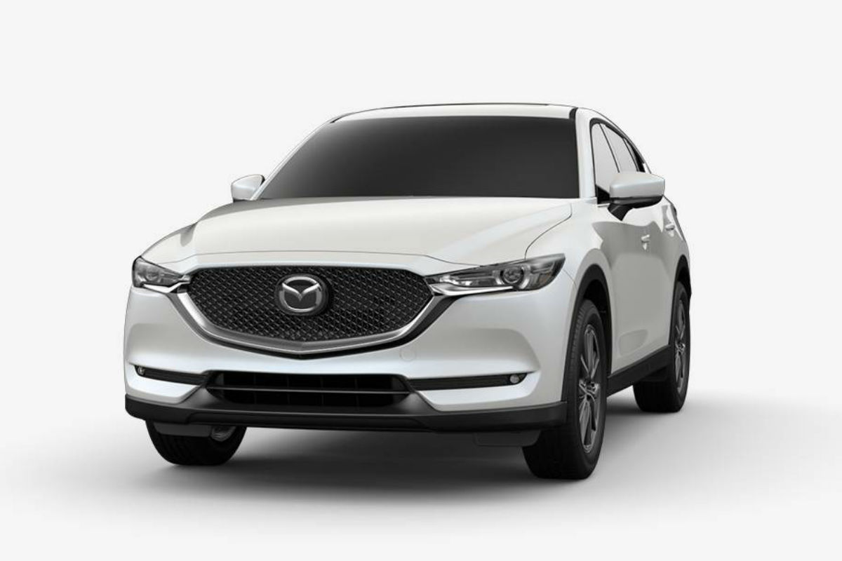 What Color Choices Does The 2018 Mazda Cx 5 Come In